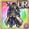 Gear-Azure Dual Blade Armor Icon
