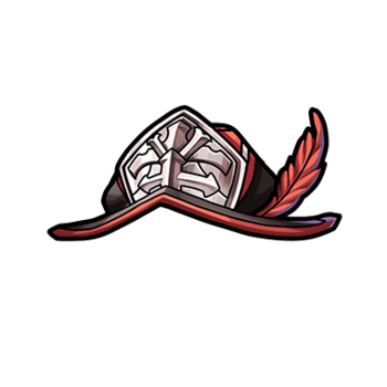 Gear-Magma Dragon Hat Render