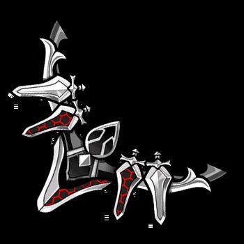 Gear-Kanshou and Bakuya Bow Render