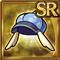 Gear-Fluffy Newsboy Hat Icon