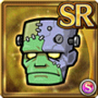 Gear-Frankenstein Head Icon