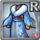 Gear-Blue New Year's Kimono Icon
