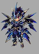 Gear-Divine Dragoon Helm and Divine Dragoon Mail Rough Sketch 001