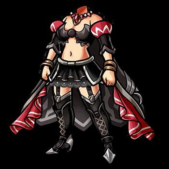 Gear-Fire Drake Battle Coat Render