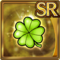 Gear-Four-Leaf Clover Icon