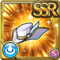 Gear-White Knight's Fedora Icon