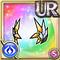 Gear-Bright Cross Crown Icon