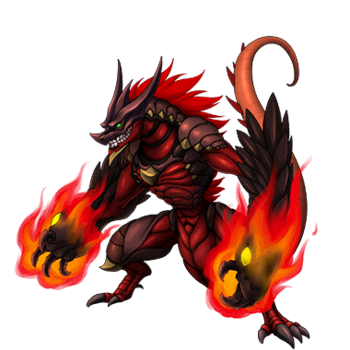Gear-Firedrake Ignis Render