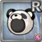 Gear-Panda Mask Icon