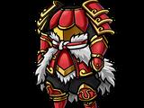 Esteemed Samurai Armor (Gear)