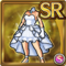 Gear-White Wedding Dress Icon