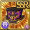 Gear-Harvest Clown Top Hat Icon