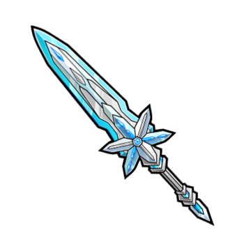 Gear-Sword of Grace Render