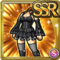 Gear-Dark Gothic Dress Icon