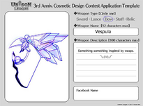 Cosmetic Design Contest-Vespula Entry