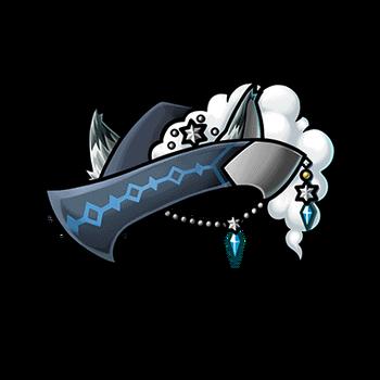 Gear-Fenris Wolf Hat Render