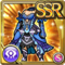 Gear-Shadow Dress Icon
