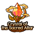 Quest-Crystal of the Sacred Altar Button