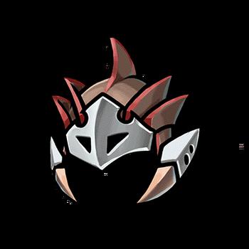 Gear-Alpha Brutelian Helmet Render