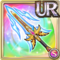 Gear-Athena's Salvation Sword Icon