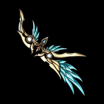 Gear-Bow of Brynhildr Render
