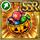 Gear-Pumpkin Pot Icon