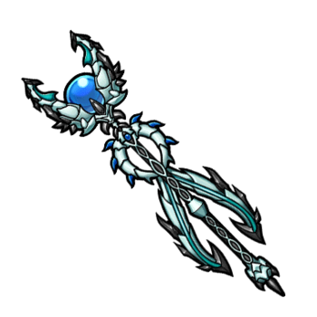 Gear-Lake Dragon Staff Render