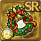 Gear-Christmas Wreath Icon