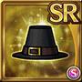 Gear-Pilgrim's Hat Icon