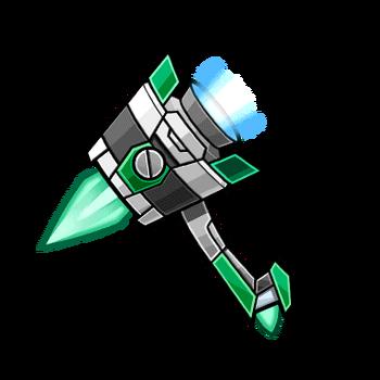 Gear-Boreas- Wind Hammer Render