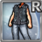 Gear-Rustic Leather Vest Icon