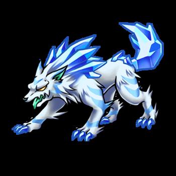 Gear-Icewolf Render
