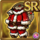 Gear-Red Santa Costume Icon