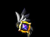 Black Wing Brooch (Gear)