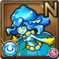Gear-Flower Jelly Icon