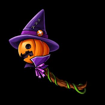 Gear-Pumpkin Bow Render