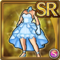 Gear-Blue Wedding Dress Icon