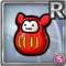 Gear-Limimin Daruma Hat Icon