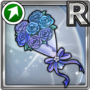 Gear-Blue Bouquet Icon