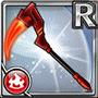 Gear-Red Scythe Icon