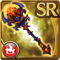 Gear-Magma Rod Icon