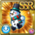 Gear-Gentleman Snowman Toy Icon