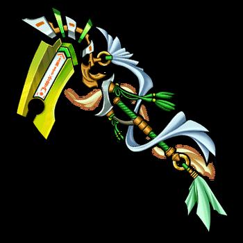 Gear-Shinatobe's Honeysuckle Render