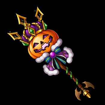 Gear-Halloween Lance Render