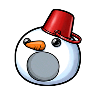 Gear-Snowman Hat Render