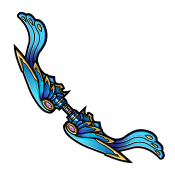 Gear-Blue Swan Render