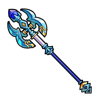 Gear-Staff of Ruin Render