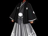 Black New Year's Hakama (Gear)