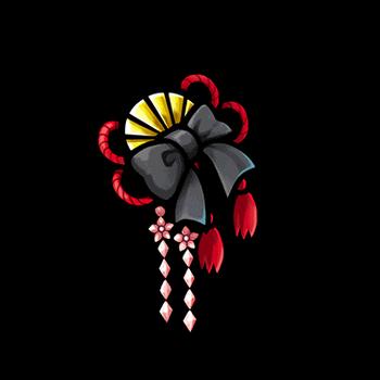 Gear-Hairpin of Espionage Render