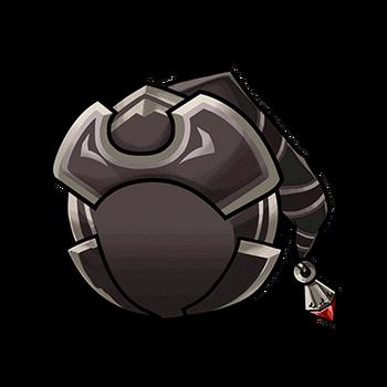 Gear-Fancy Fire Drake Hat Render